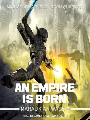 cover image of An Empire Is Born