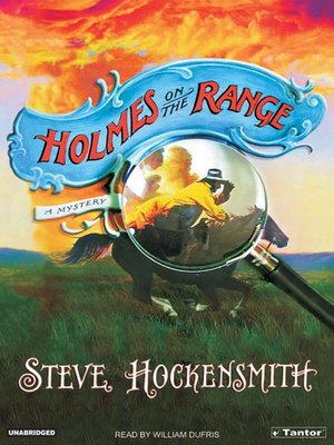 cover image of Holmes on the Range Series, Book 1