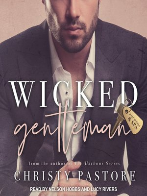 cover image of Wicked Gentleman