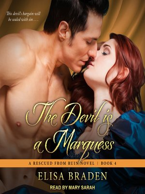 cover image of The Devil Is a Marquess