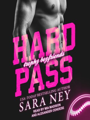 cover image of Hard Pass