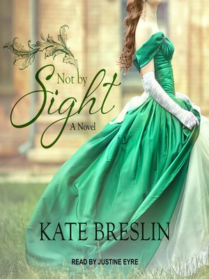 cover image of Not by Sight