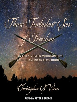 cover image of Those Turbulent Sons of Freedom