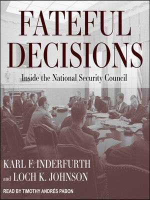 cover image of Fateful Decisions