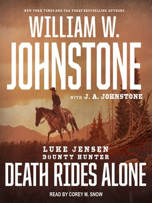 cover image of Death Rides Alone