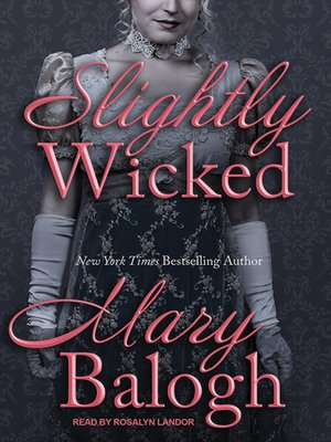cover image of Slightly Wicked
