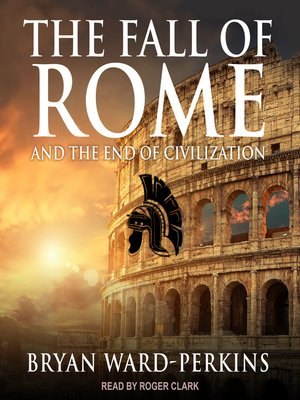 cover image of The Fall of Rome