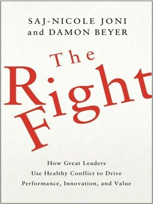 cover image of The Right Fight