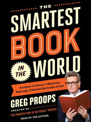 cover image of The Smartest Book in the World