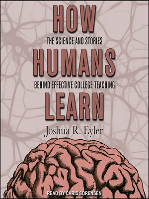 cover image of How Humans Learn