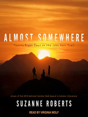 cover image of Almost Somewhere