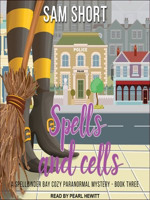 cover image of Spells and Cells