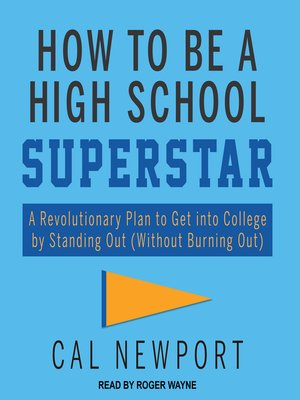 cover image of How to Be a High School Superstar
