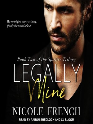 cover image of Legally Mine