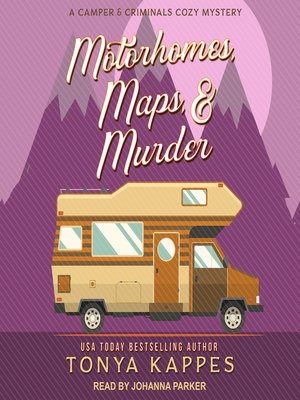 cover image of Motorhomes, Maps, & Murder