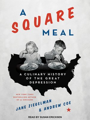 cover image of A Square Meal