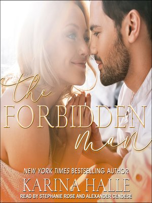 cover image of The Forbidden Man