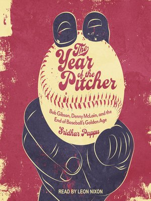 cover image of The Year of the Pitcher