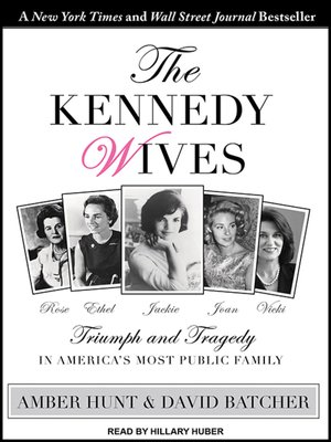 cover image of The Kennedy Wives