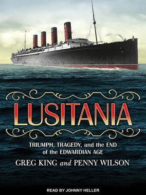cover image of Lusitania