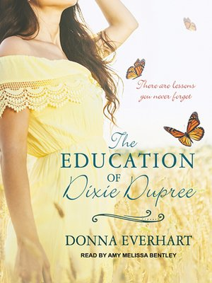 cover image of The Education of Dixie Dupree