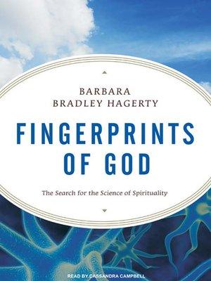 cover image of Fingerprints of God