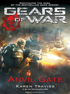 cover image of Gears of War: Anvil Gate