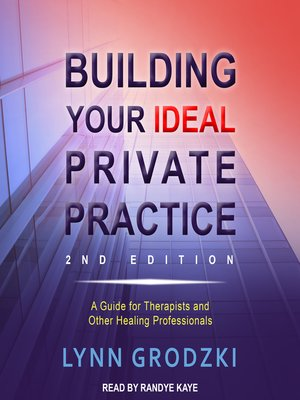 cover image of Building Your Ideal Private Practice