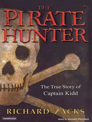 cover image of The Pirate Hunter