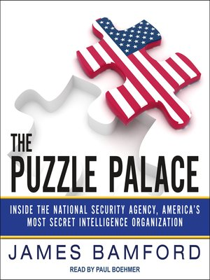 cover image of The Puzzle Palace