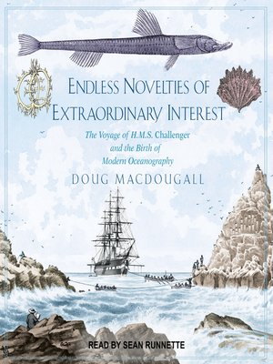 cover image of Endless Novelties of Extraordinary Interest
