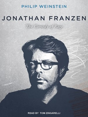 cover image of Jonathan Franzen