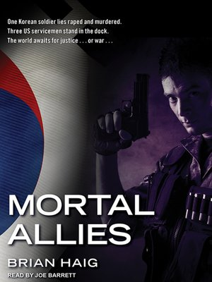 cover image of Mortal Allies