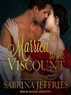 cover image of Married to the Viscount