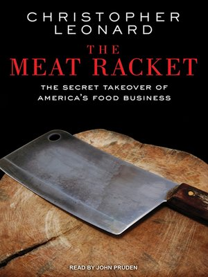 cover image of The Meat Racket