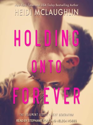 cover image of Holding Onto Forever