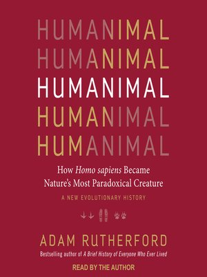 cover image of Humanimal