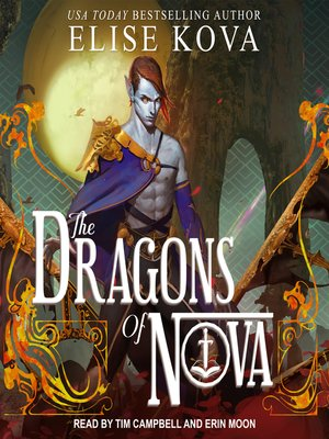 cover image of The Dragons of Nova