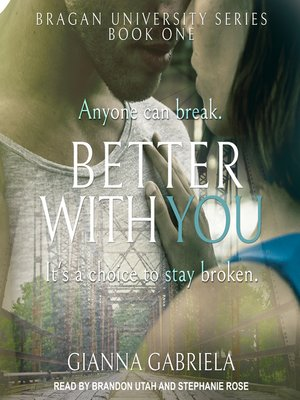 cover image of Better With You