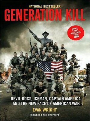 cover image of Generation Kill
