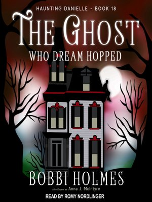 cover image of The Ghost Who Dream Hopped