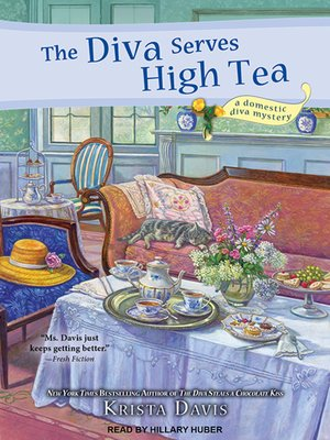 cover image of The Diva Serves High Tea