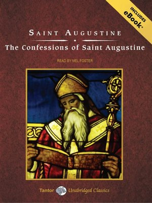 cover image of The Confessions of Saint Augustine