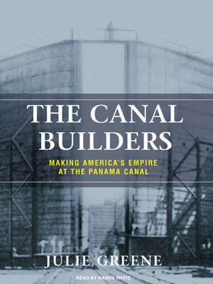 cover image of The Canal Builders