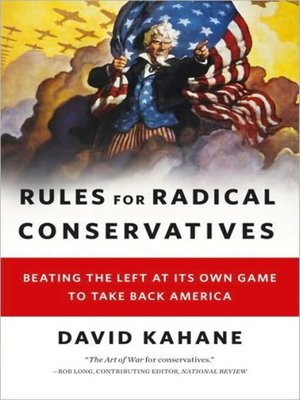 cover image of Rules for Radical Conservatives