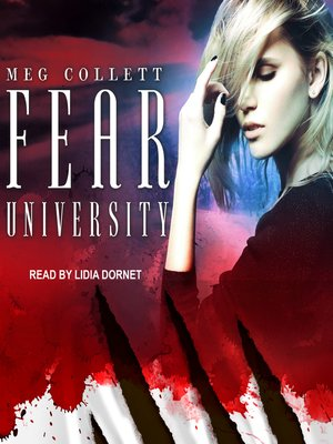 cover image of Fear University Series, Book 1