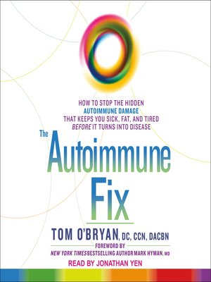 cover image of The Autoimmune Fix