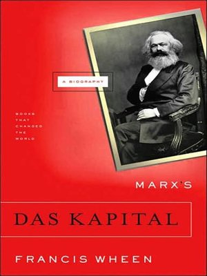 cover image of Marx's Das Kapital--A Biography