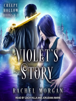 cover image of Violet's Story