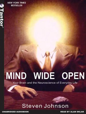 cover image of Mind Wide Open